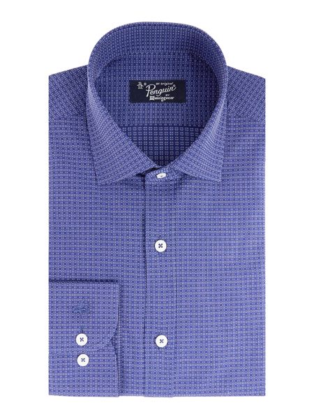 Original Penguin Dobby Tailored Shirt