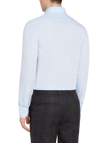 Original Penguin Micro Check Tailored Shirt