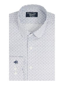 Original Penguin Scooter Print Tailored Shirt