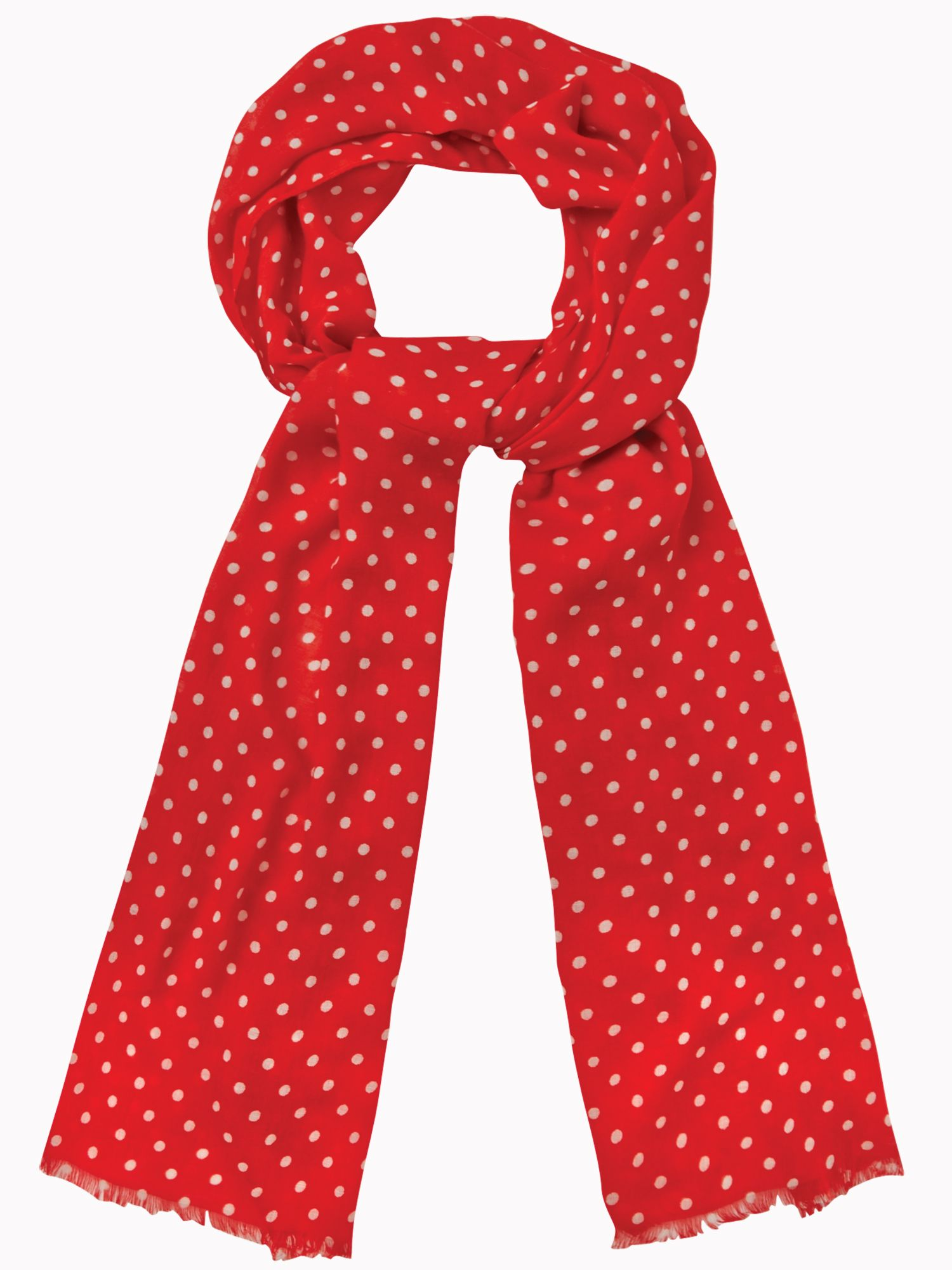 Dotty scarf