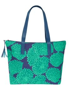 Abstract bloom bag