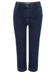 Tulchan Cropped Jeans
