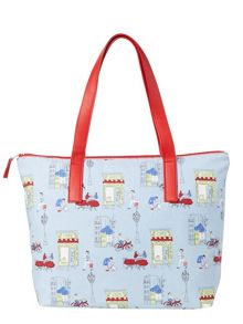 Tulchan Summer print bag