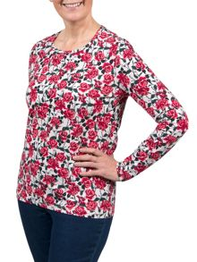 Tulchan Rose and Berry T-Shirt