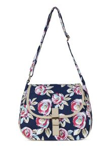 Tulchan Floral Shoulder Bag