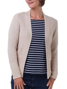 Tulchan Basket Stitch Cardigan