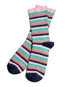Tulchan Multi Stripe Sock