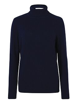 Luxury Roll Neck Jumper