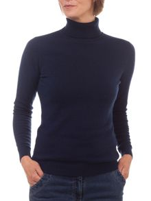 Tulchan Luxury Roll Neck Jumper