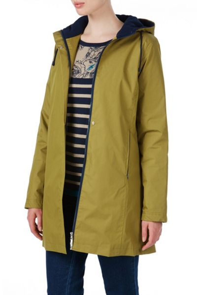 Tulchan Fleece Lined Hooded Jacket