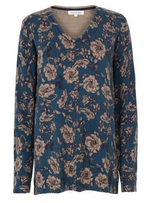 Tulchan Ornamental Rose Tunic Jumper