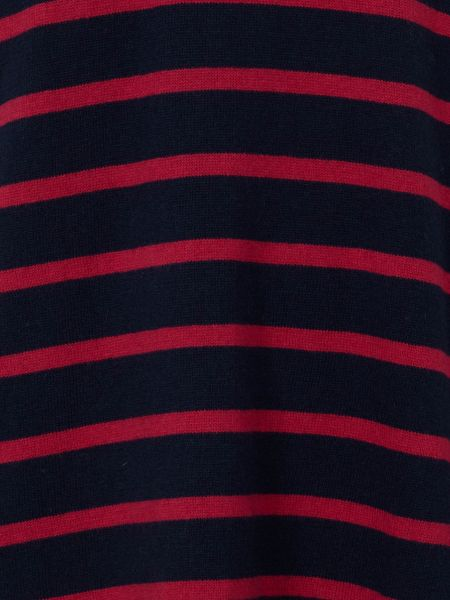 Tulchan Stripe V-Neck Jumper