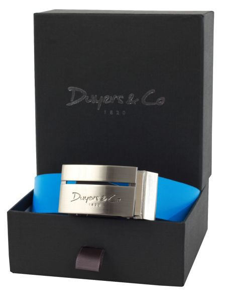 Dwyers and Co Reversible belt boxed