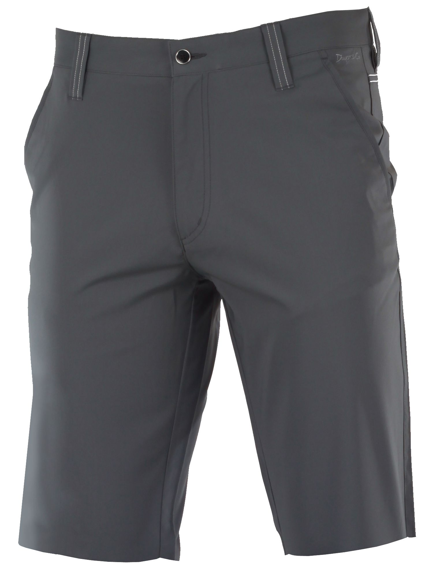 Dwyers and Co Men's Dwyers and Co Micro Tech 2.0 shorts, Steel