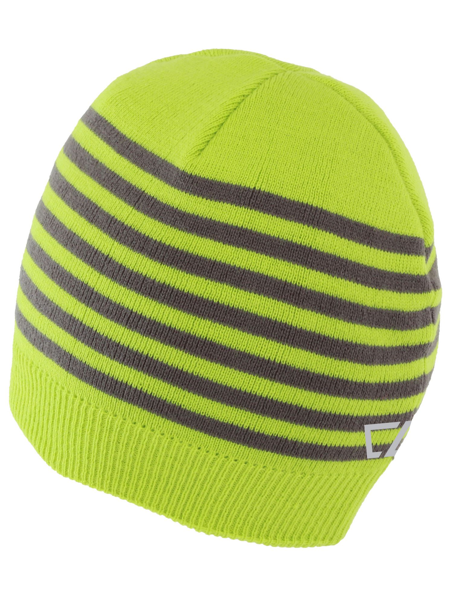 Cutter and Buck Cutter and Buck Striped knitted beanie, Green