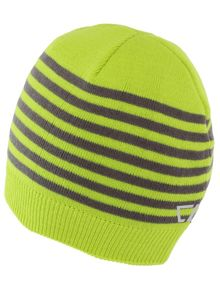 Cutter and Buck Striped knitted beanie