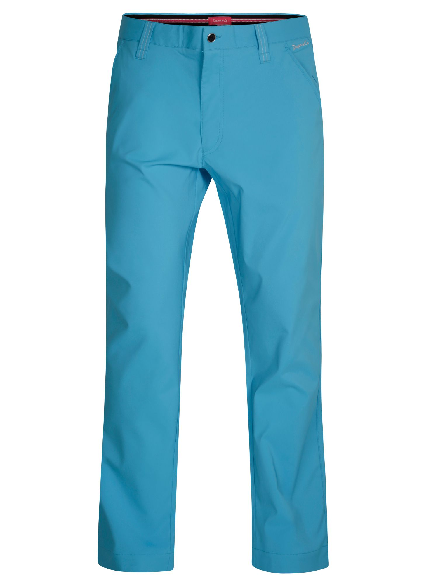 Dwyers and Co Men's Dwyers and Co Micro tech 2.0 trouser, Aqua