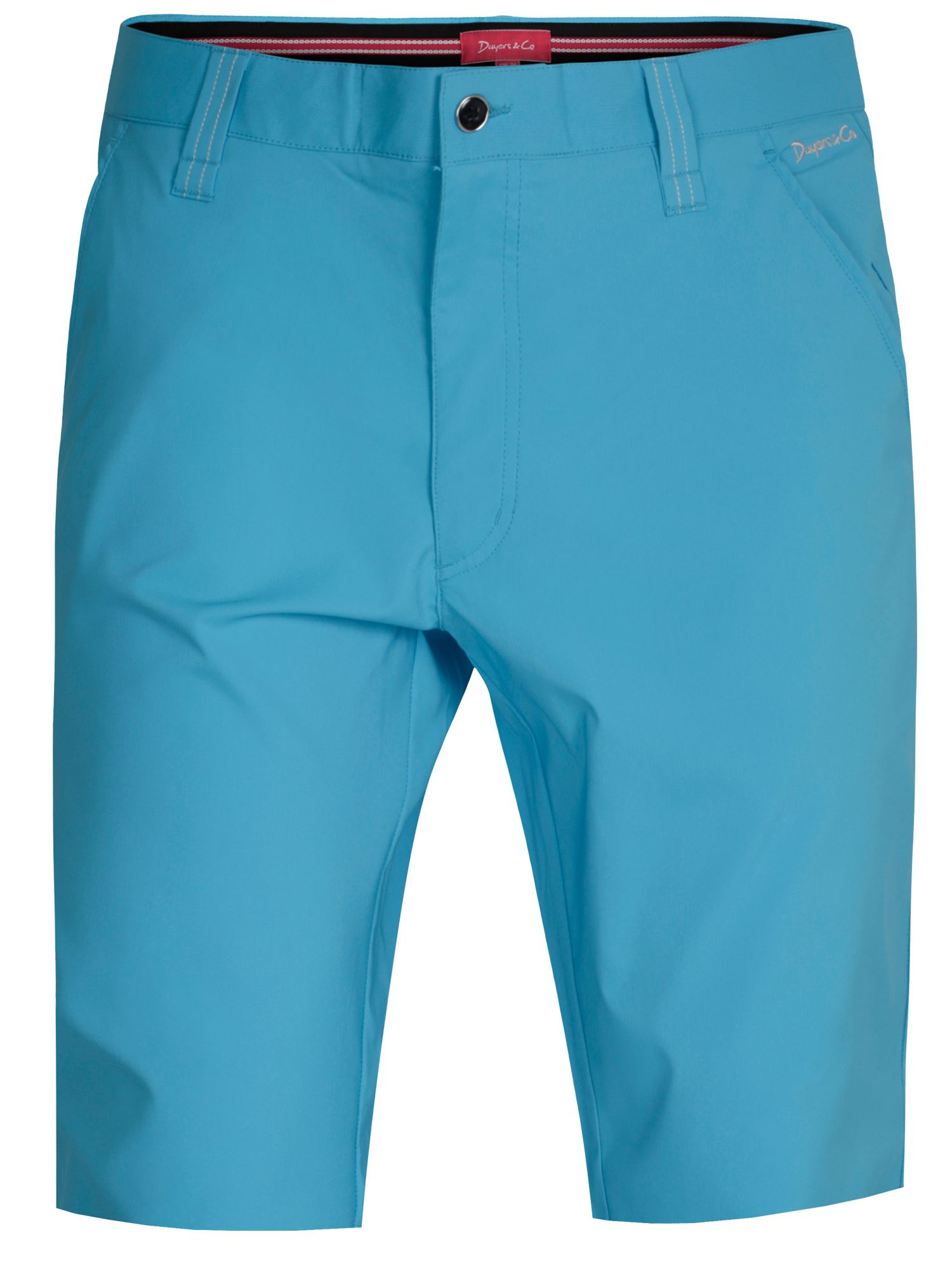 Dwyers and Co Men's Dwyers and Co Micro Tech 2.0 shorts, Aqua