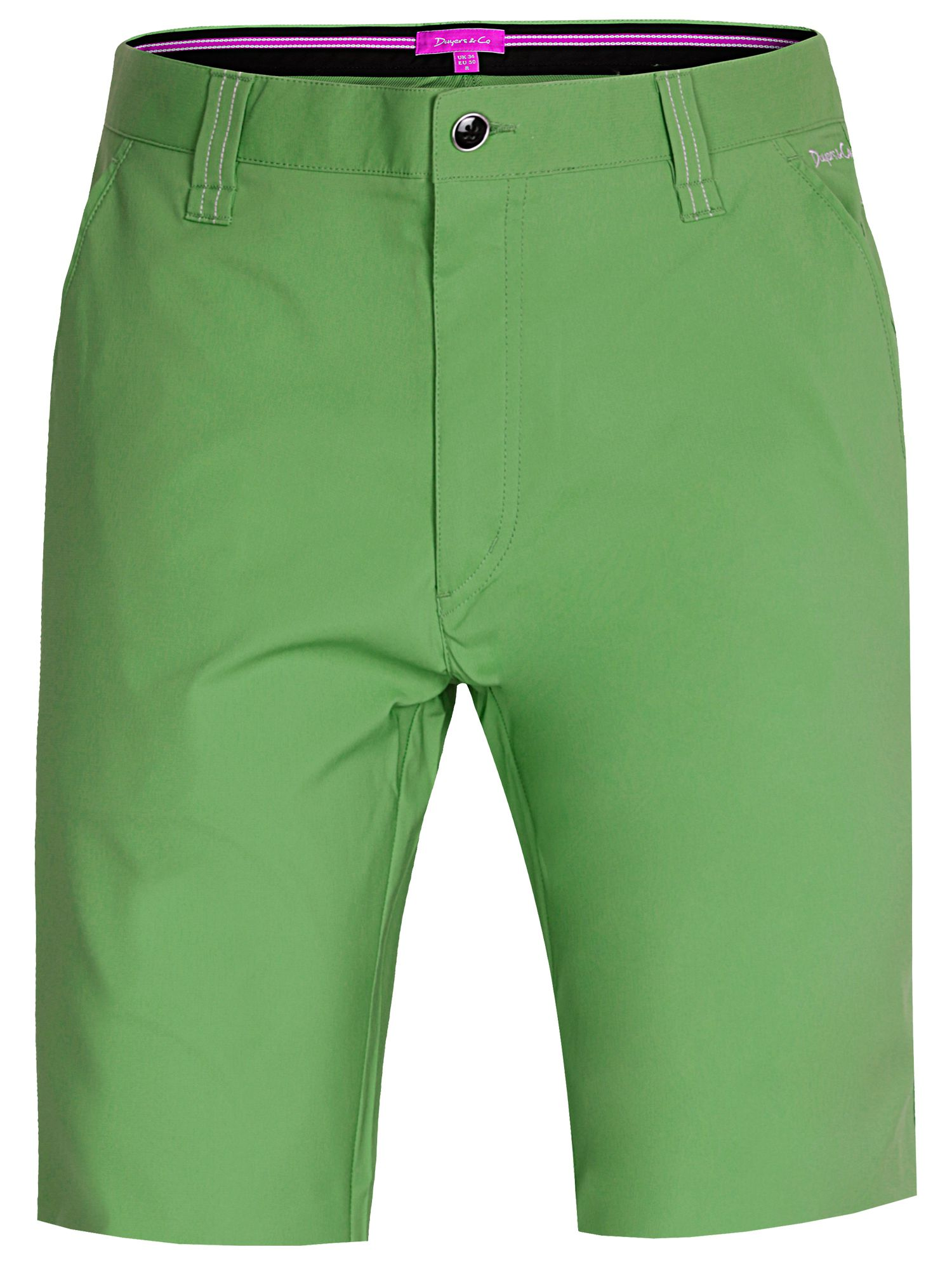 Dwyers and Co Men's Dwyers and Co Micro Tech 2.0 shorts, Green