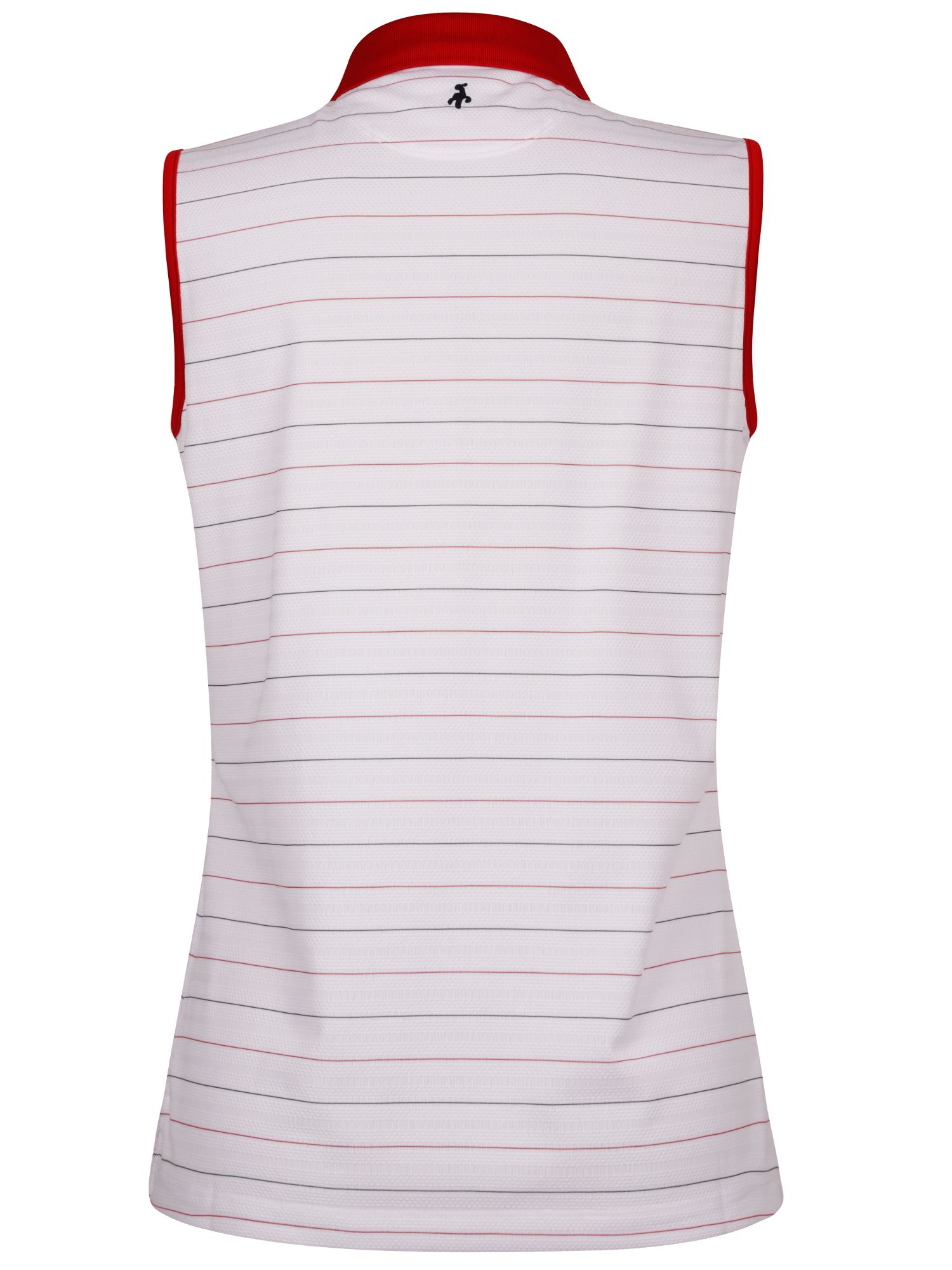Paloma sleeveless striped shirt
