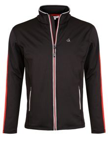 Stretch performance jacket