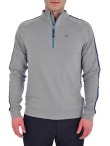 Half zip thermo tech pullover