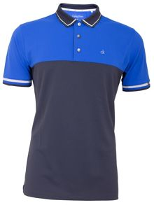 Hook polo shirt