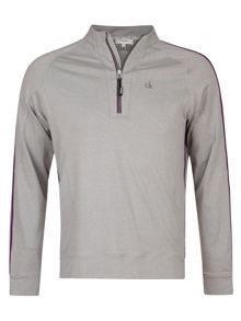 Calvin Klein Golf Thermo tech half zip pullover