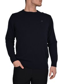 Calvin Klein Golf Superwool crew neck sweater