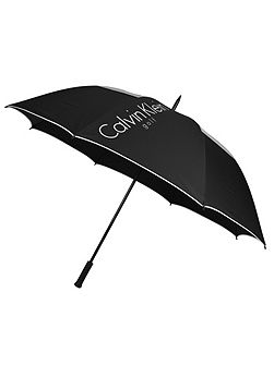 Stormproof vented umbrella