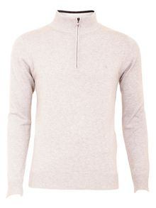 Calvin Klein Golf Heather half zip