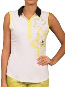 Catrina sleeveless star shirt