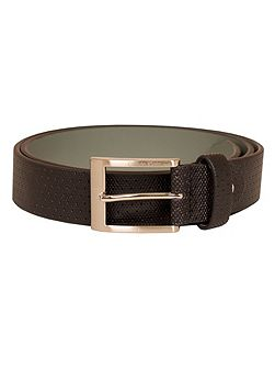 Calvin Klein Golf Leather Belt