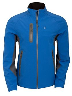 Men's Calvin Klein Golf Windbarrier Tech Jacket