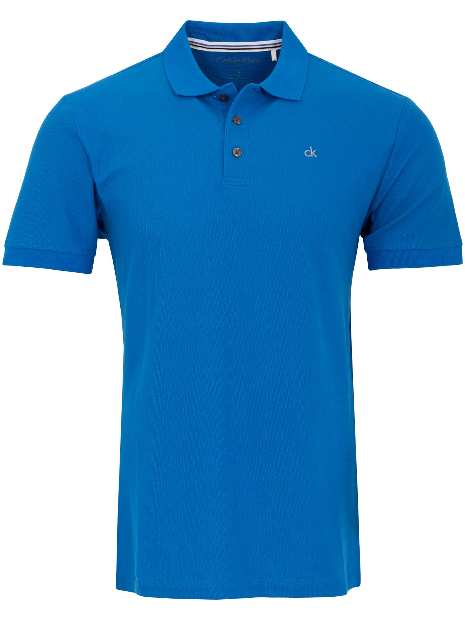 Men's Calvin Klein Golf Midtown Radical Cotton Polo, Blue