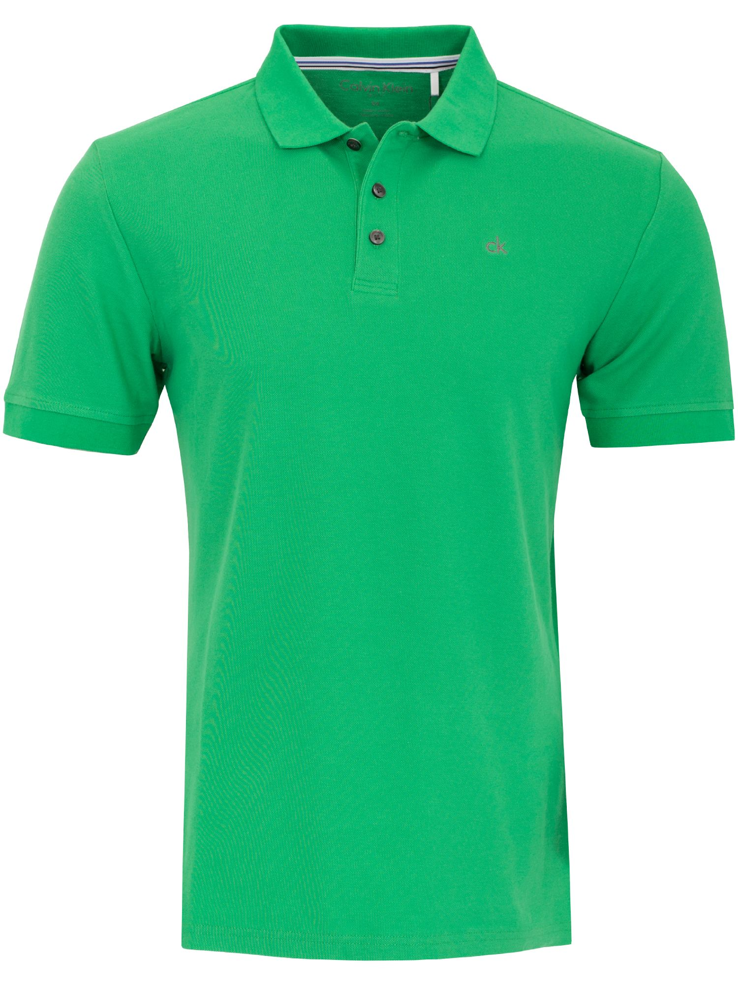 Men's Calvin Klein Golf Midtown Radical Cotton Polo, Green