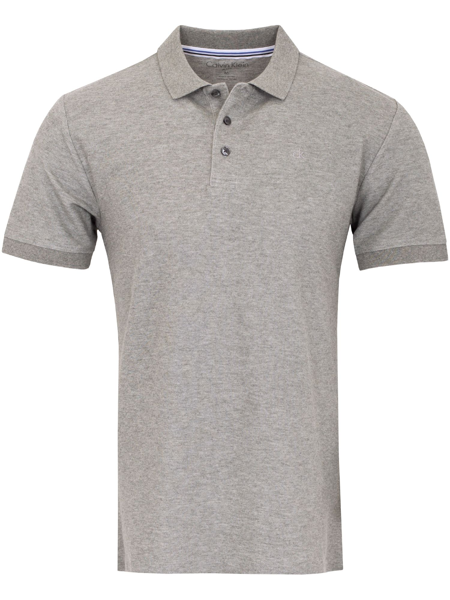 Men's Calvin Klein Golf Midtown Radical Cotton Polo, Grey