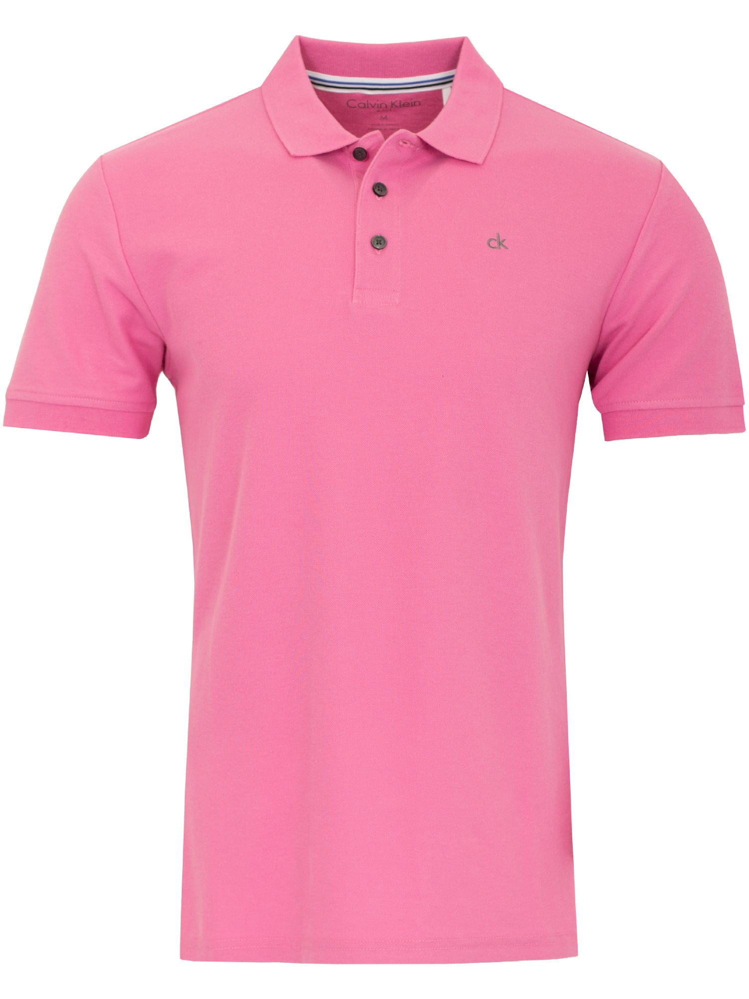 Men's Calvin Klein Golf Midtown Radical Cotton Polo, Pink