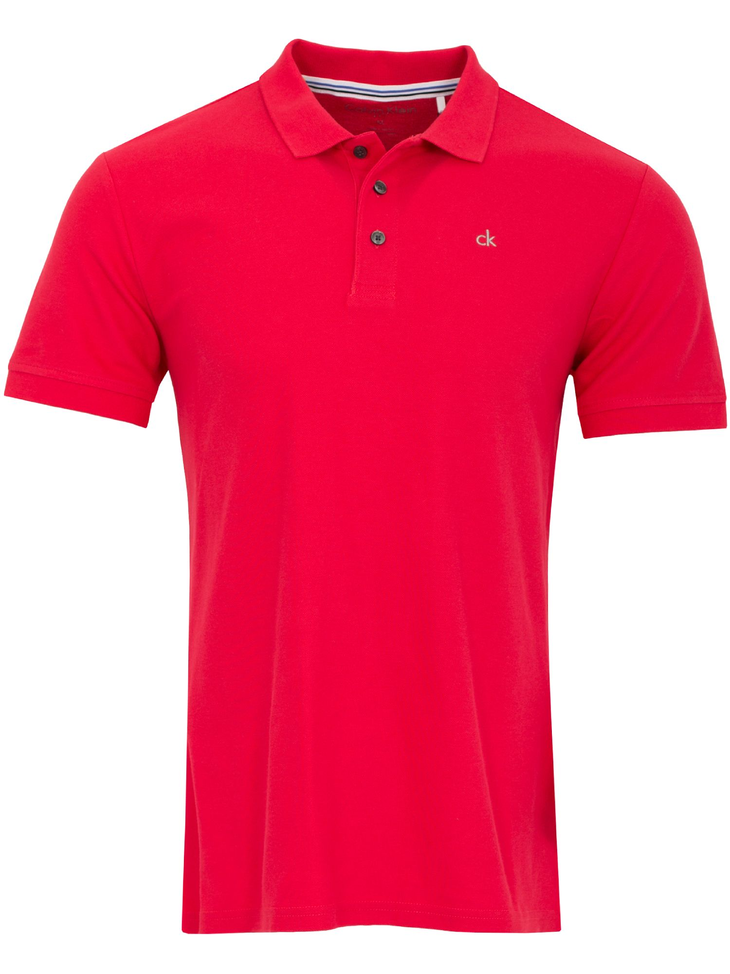 Men's Calvin Klein Golf Midtown Radical Cotton Polo, Red