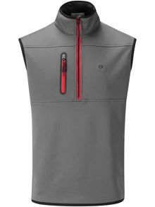 Calvin Klein Golf Half Zip Performance Gilet