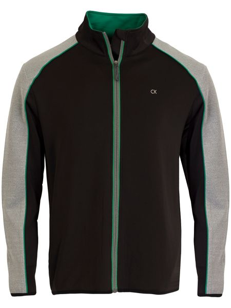 Calvin Klein Golf Transtex Full Zip Jumper