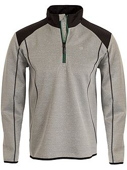 Fuel Tech Half Zip Jumper