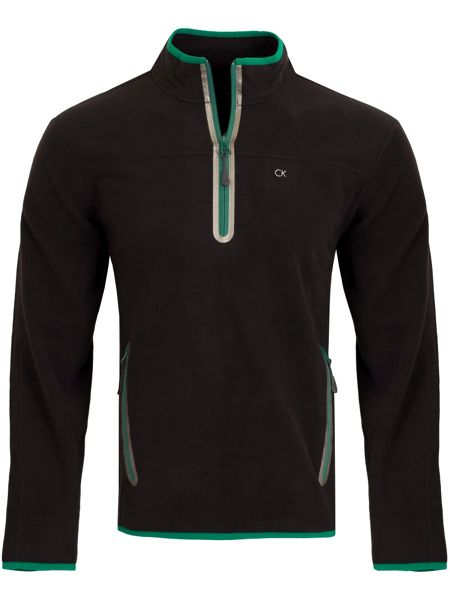 Calvin Klein Golf Half Zip Tech Fleece
