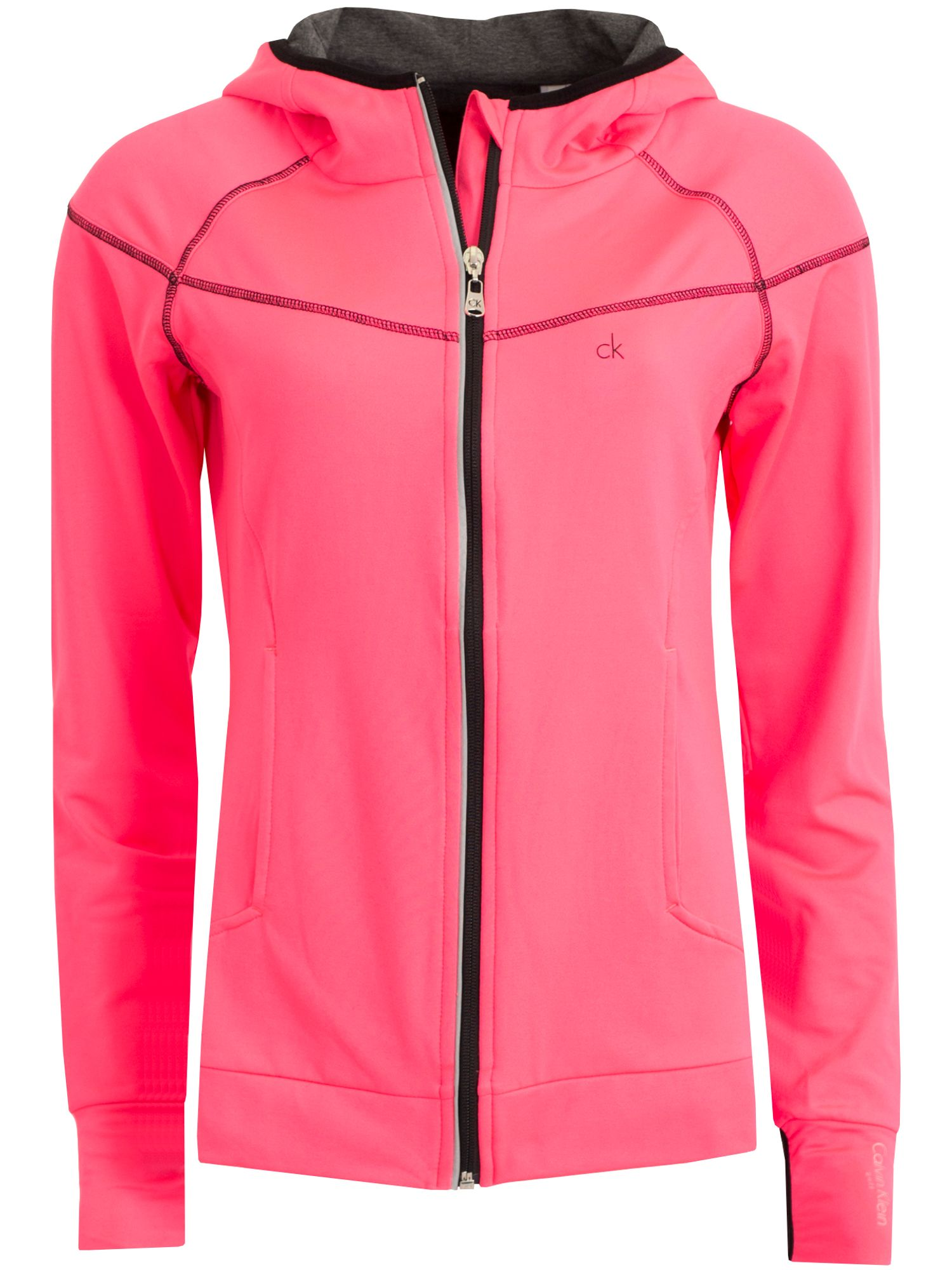 Calvin Klein Golf Performance Tech Jacket, Pink