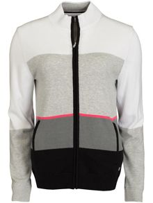 Calvin Klein Golf Colour Block Lined Cardigan
