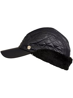 Fleece Line Cap