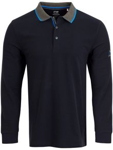 Cutter and Buck Portland Long Sleeve Polo