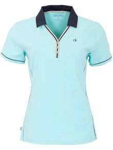 Calvin Klein Golf Piped Polo