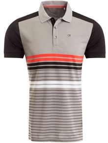 Calvin Klein Golf Axle Tech Polo