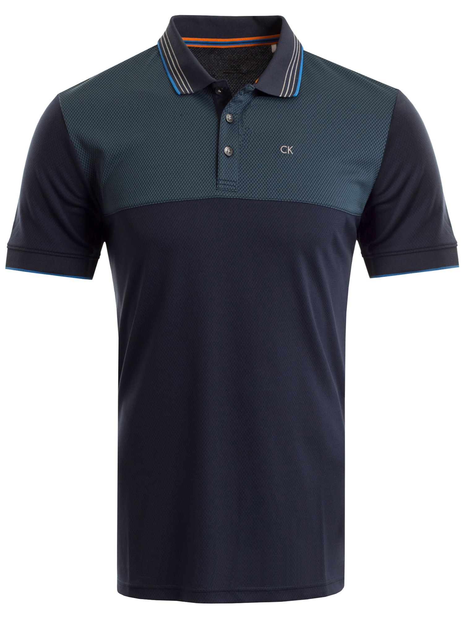 Men's Calvin Klein Golf Chief Polo, Blue